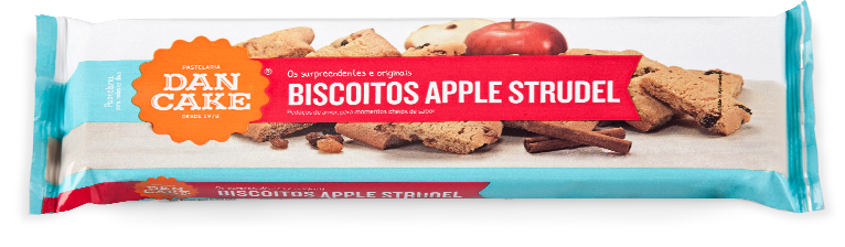 Apple Strudel e Brownies – Imagem